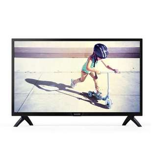 """Philips 32PHT4002 / 32"""" Slim LED TV w/ Digital Crystal Clear and DVB-T/T2 Tuner Built-In"""