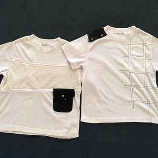 Top Kids shirts for boys (approx 6-7yo)