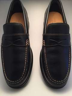 REPRICED: Cole Haan Grand OS Black Leather Shoes
