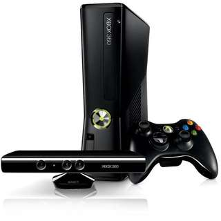 [FASTDEAL $200] Xbox 360 w/ Kinect + 32 games