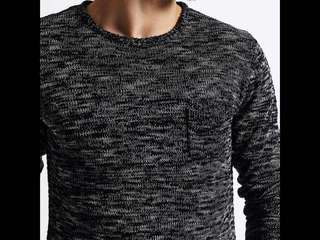 Sweater casual black