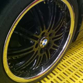 Bmw Rims tyre