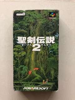 Secret of Mana 2 Super Famicom