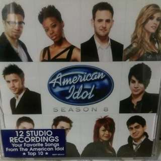 American Idol Season 8 CD