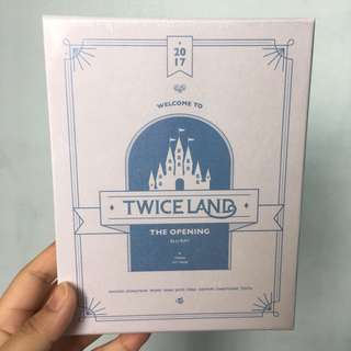 Twice Twiceland Bluray