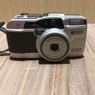 RICOH RZ-1100SF底片型相機 傻瓜相機 早期底片相機 底片型相機
