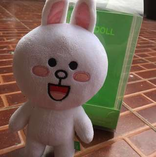 Cony plush doll 18cm
