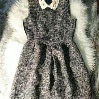 Dress grey tebal