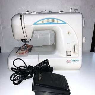 Sakura Sewing Machine