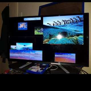DickSmith 32 inch LED TV full. 1080p HD.