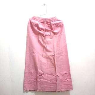 Rok pink soft