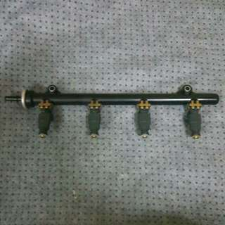 Saga Blm Fuel Rail injector