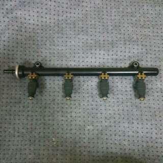 Saga Blm Fuel Rail injector