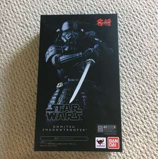 Bandai Star Wars Meisho Movie Realization Onmitsu Shadowtrooper