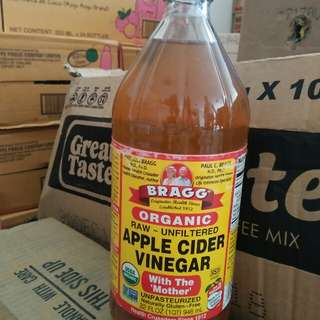 Bragg Apple Cider