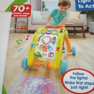 Little Tikes 3-in-1 Activity Walker for 9-36 months