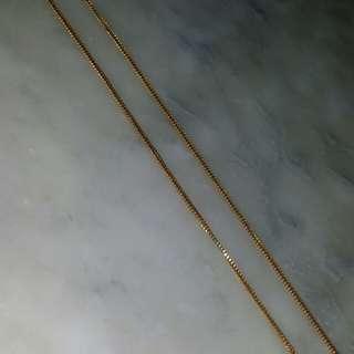 916 necklace 22k
