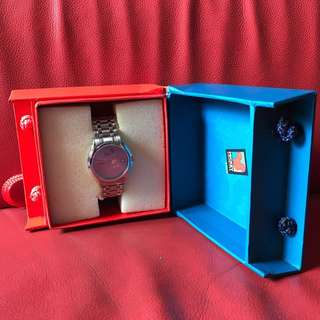 Disney 鋼帶手錶