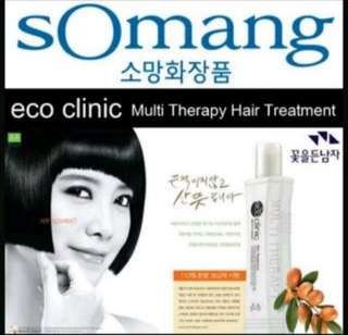 sOmang Organic Multi Therapy Leave-in Treatment 160ml (BRAND NEW) ~ expiry June 2019