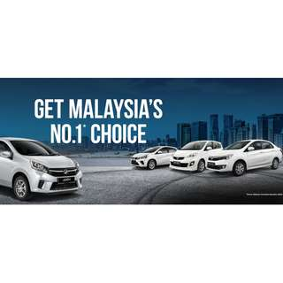PERODUA ALL  MODEL MARCH