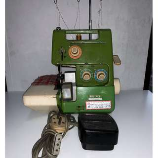 Brother Homelock Overlock Machine - Used Machine