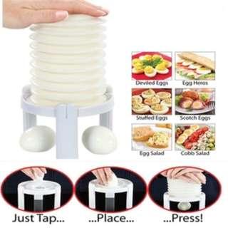 Eggstractor Egg stractor Easy Egg Peeler Pengupas Kulit Telur - HPD040