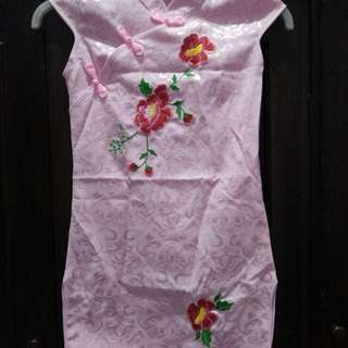 Dress shanghai anak