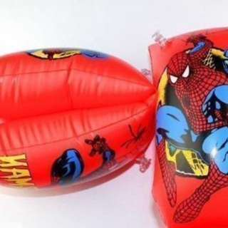 Inflatable kids arm float SPIDERMAN