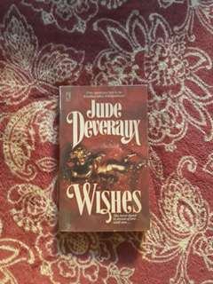 Jude Deveraux - Wishes