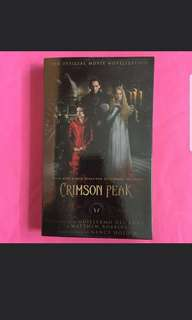 Crimson Peak (Movie Tie-in)