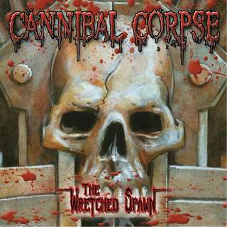 Cannibal Corpse – The Wretched Spawn CD