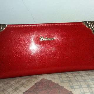 Dekerce wallet (Red)
