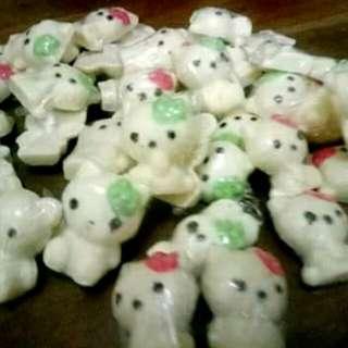cute white choclate