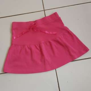 (2pcs for RM5) Girls Pink Skirt