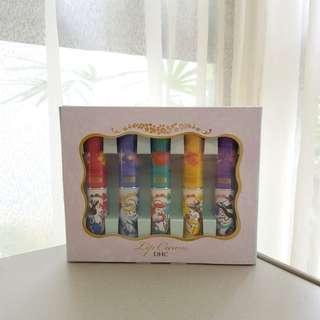 BNIB | Disney princess DHC Lip cream