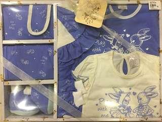 222-0007 Baby Girl Gift Set
