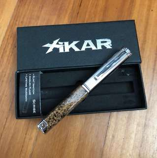 Premium Xikar Pen lighter 11x0.5cm (engraved)
