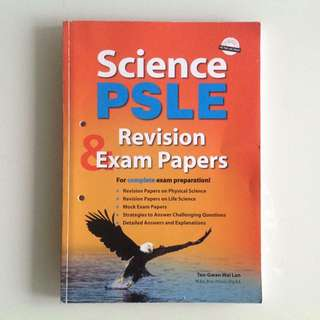 Science PSLE Revision & Exam Papers