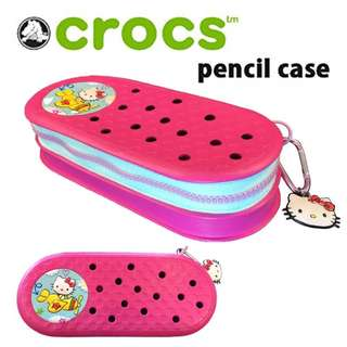 Crocs Hello Kitty Pencil Case - 100% Genuine