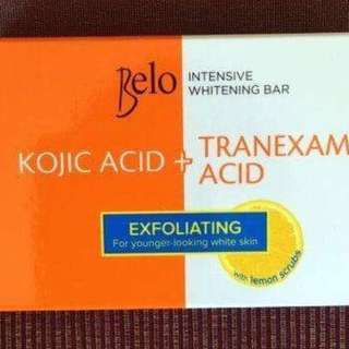 Belo Kojic Soap - Buy 5 for 200 pesos (Sale)