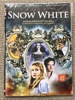 DVD Grimm's Snow White
