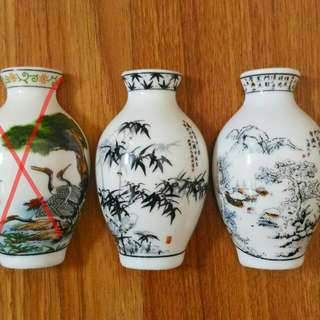 Chinese Jars Ref/ Fridge Magnet