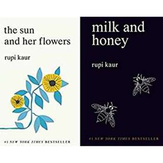 (eBook) Rupi Kuar collection - milk and honey, the sun and her flowers