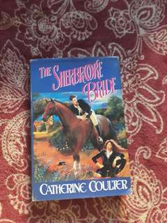 Catherine Coulter - The Sherbrooke Bride (hardbound)