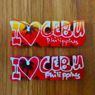 Cebu Ref/ Fridge Magnet