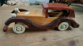 Rental: Rattan Art Model Car