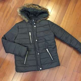 Forever21 winter coat / jacket