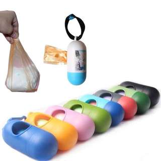 [READYSTOCKMSIA] baby diaper bag disposable plastic waste kids