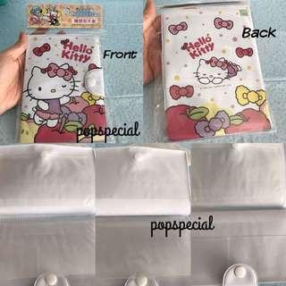Hello Kitty Multi Purpose Bankbook Pouch Holder