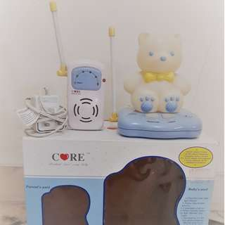 Core Baby Monitor (Bear)